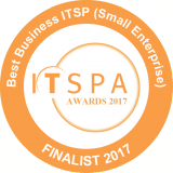 Best Business ITSP (Small Enterprise) Finalist