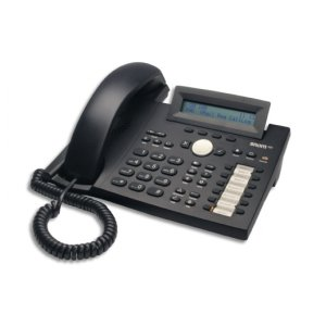 snom 320 VoIP Telephone (with PoE and UK PSU)